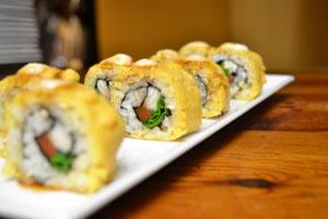 El 'sushi català' de l'Antic Forn
